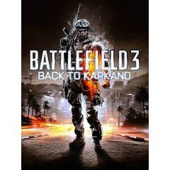 Battlefield 3 Back to Karkand Ek Paketi