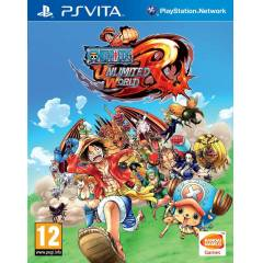 PS ViTA One Piece Unlimited World Red PS ViTA