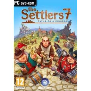 The Settlers 7 Paths to a Kingdom Orjinal CD-Key