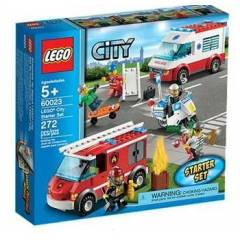 Lego City 60023 Starter Set