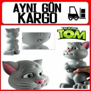 TALK�NG TOM CAT KONU�AN KED� OYUNCAK