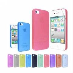iPhone 4 K�l�f iPhone 4S K�l�f Thin Kapak 0.2