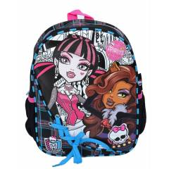 Monster high ana okul �antas� 47602 orjinal