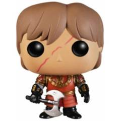 Funko Game of Thrones Tyrion Battle Axe POP