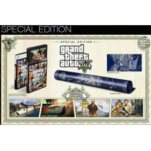 GTA V SPECIAL EDITION PS3 PAL JELAT�NL� SIFIR