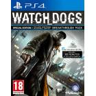 WATCH DOGS SPECIAL EDITION PS4 OYUNU ! STOKTA !