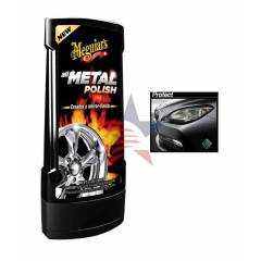 Meguiars MIRROR FINISH KROM METAL Parlat�c� �la�