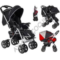 Beneto BT-2020 Travel Sistem L�x Bebek Arabas�