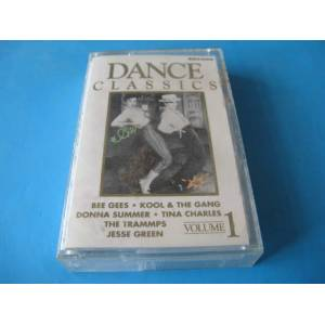 KASET KASET DANCE CLASSICS Bee Gees Kool The Gan