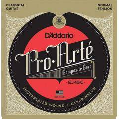 D'addario EJ45C Composite Normal Tension Tak�m T