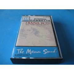 KASET ~ DIANA ROSS ALL THE GREAT HITS