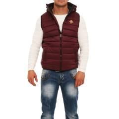 JACK & JONES 12083993 FALCON BODYWAR BORDO YELEK