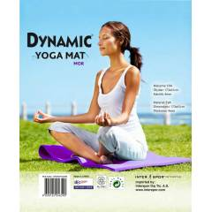 Dynamic Yoga, Pilates ve Egzersiz Minderi - MOR