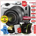 Canon EOS M 18 MP 18-55 mm IS STM Lens