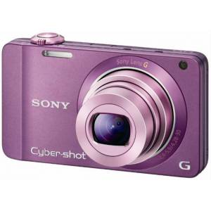 Sony Dsc WX10V Foto�raf Mak-16.2 Mp-7x Zoom HD