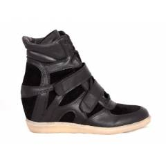 SHOE LOVE SNEAKERS S�YAH CH�LET - GR� - BRDO KHV