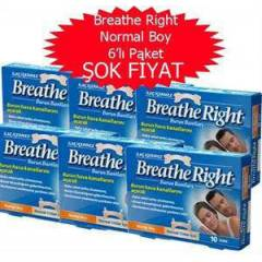 Breathe Right Klasik Burun Band� Normal Boy 6'l