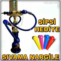 SIVAMA NARG�LE SET� S�PS� VE K�M�R HED�YE