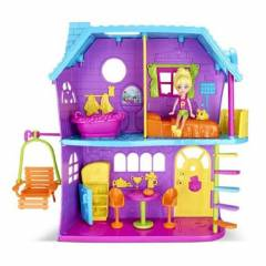Polly Pocket Pollynin Ev Partisi