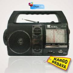 KML 11 BAND RADYO �ARJLI �ALAR MP3  PLAY FENERL�