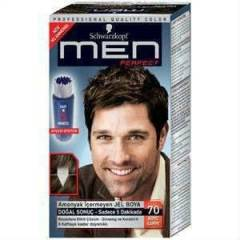 SCHWARZKOPF MEN PERFECT 70-KOYU KAHVE JEL BOYA