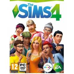 PC THE SIMS 4 SIFIR JELAT�NL� DVD KUTUSUNDA