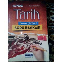 KPSS TAR�H ��Z�ML�  TEST K�TABI
