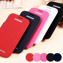 Samsung Galaxy S Duos S7562 K�l�f Flip Cover