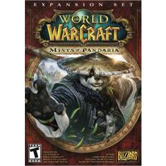 PC WORLD OF WARCRAFT MISTS OF PANDARIA
