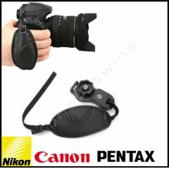 DSLR Makineler ��in Hand Grip Hand Strap El Ask�