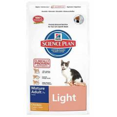 Hills Mature 7+ Light Ya�l� Kedi Mamas� 1,5 Kg