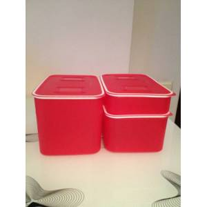 TUPPERWARE SU SET 3 L� NAR ���E�� RENG�