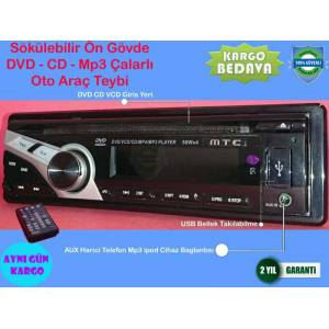 DVD / CD / Mp3 / AUX ford Oto Teyp Ara� Teyp