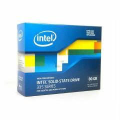 "INTEL SSD SATA 80GB  2.5"" 335 SERISI 500/450"