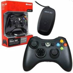 XBOX 360 ve PC Microsoft Oyun Kolu / WIRELESS