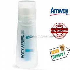 AMWAY BODY SER�ES TERLEMEYE KAR�I ROLL-ON DEO