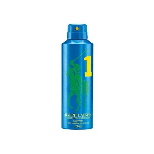Big Pony 1 Body Spray Men 200 ml