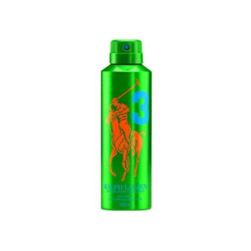 Big Pony 3 Body Spray Men 200 ml
