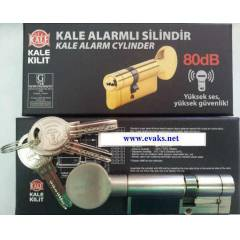 KALE 164 AS ALARMLI BAREL 76MM N�KEL 80db SES
