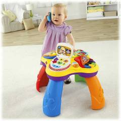 Fisher Price E�itici K�pekci�in Aktivite Masas�