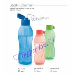 TUPPERWARE EKO ���E SET 3 L� (2 *500 ml ve 1 LT)
