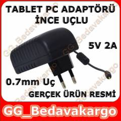 5 Volt 2 Amper Tablet Pc Adapt�r� �nce Sar� U�