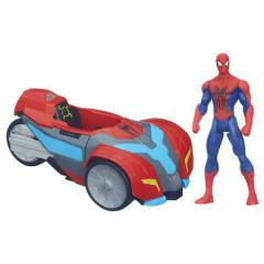 Spiderman 2 Ara� Ve Fig�r Oyuncak