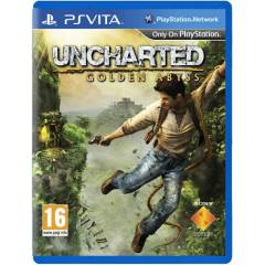 UNCHARTED GOLDEN ABYSS ORJ�NAL PS V�TA OYUNU