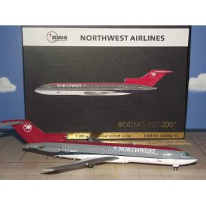 1/200 GEMINIJETS NORTHWEST AIRLINES B 727 - 200