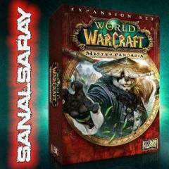 WoW Mists of Pandaria Cd Key MOP Pandaren Cd Key