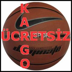 Nike 801 Dominate Kau�uk 7 No Basketbol Topu TSI