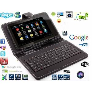 Kawai Falcon 7inc 8GB Tablet PC Klavyeli Set