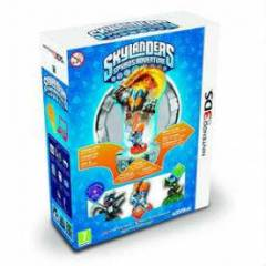 3DS Skylanders Spyros Adventure Starter Pack PAL