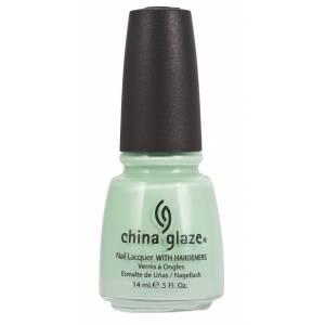 China Glaze 867 - Re-Fresh Mint Oje 14 ml.